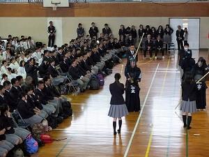 留学生歓迎会(1)