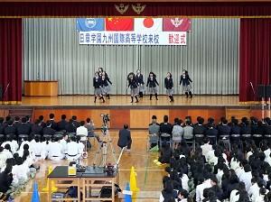 留学生歓迎会2